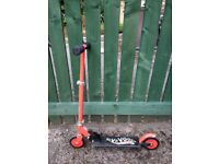 Kids scooter, foldable