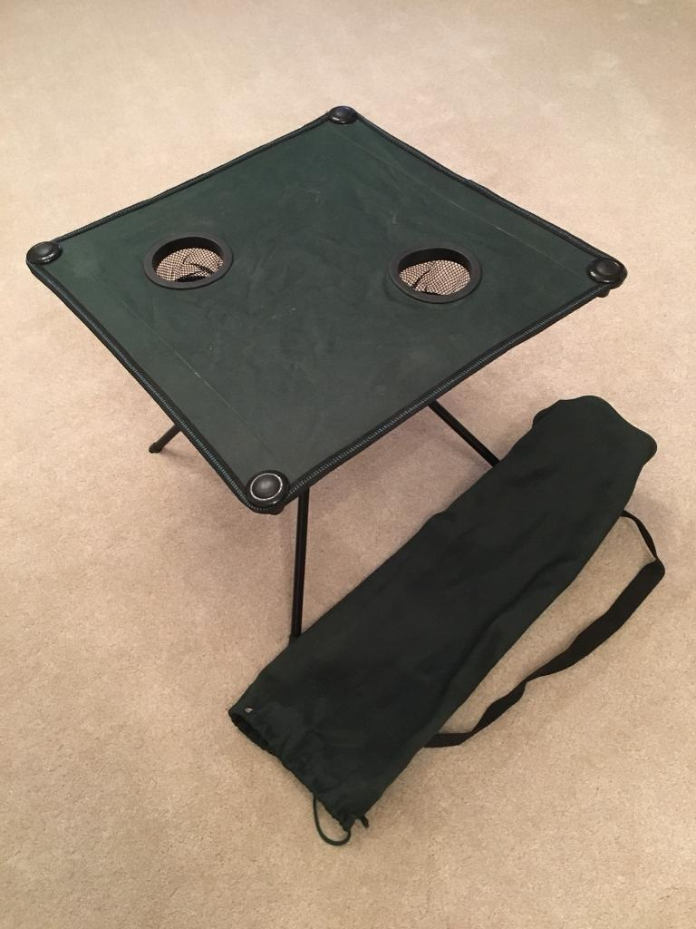 Lightweight Camping Foldable Table With Bag