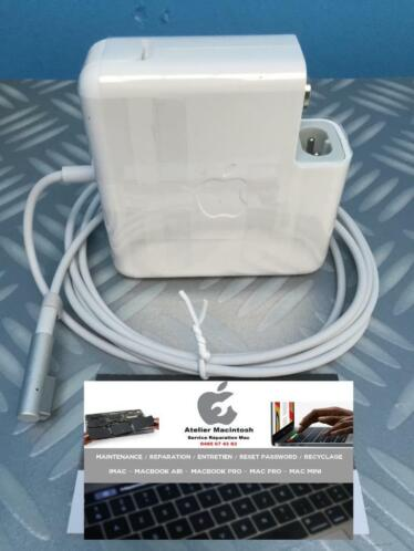 Oplader Macbook Pro / Air 45/60W/85W Magsafe Original Apple