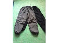 Two Pairs Slazenger Track Pants
