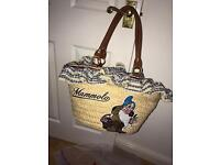 Mammolo seven dwarfs Disney bag basket