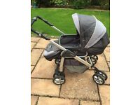 Silver Cross Linear Freeway Pram / Pushchair