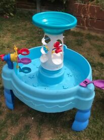Little tikes water activity table