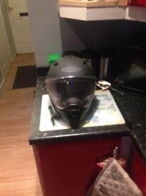 Caberg motorbike helmet size small