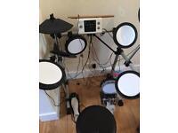 MPS-100 Millenium Drum Kit.