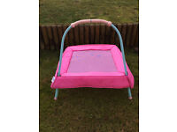 Trampoline, Pink from Mothercare