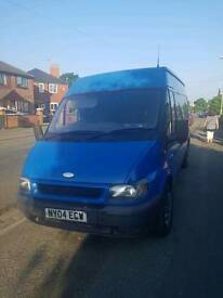 Ford transit swaps for a car