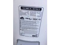 Heatrae Sadia Megaflo 210 Direct Unvented Cylinder Water Heater 210L