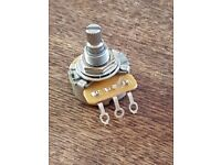 CTS 500K Pontentiometers, Split Aluminium Shafts, x 2