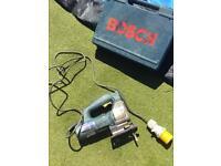 Bosch 110v jigsaw