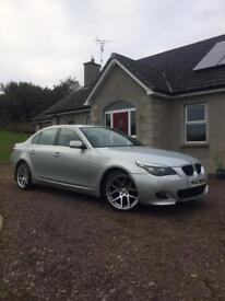 2007 bmw 520d ( may take a trade in ) 4x4 recovery 330d 320d 530d Toyota Audi vw