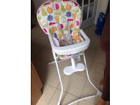 Greco brand High chair