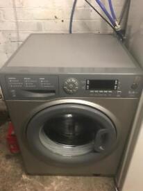 Hot point washing machine 9kg