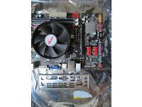 i5-4590 + H81MG + 8gb Ram (1600mhz)