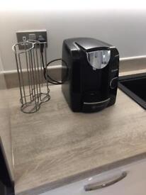Tassimo coffee machine and Disk holder