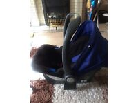 Car seat mothercare 0-9 months £8