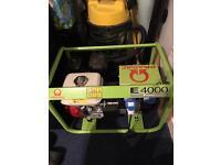 Pramac E4000 generator