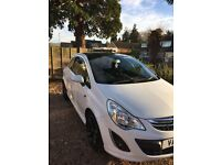 Vauxhall Corsa Limited Edition 1.2L 11 Plate