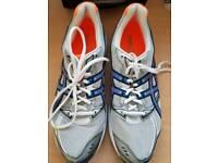Assics running trainers UK11