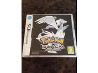 Pokemon Black Nintendo DS game (good condition,boxed)