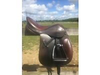 Pony Barnsby 14' inch Show saddle