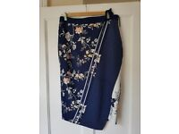 Womens size 14 Oasis pencil skirt