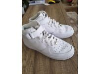 NIKE AIR force 1 trainers uk size 6.5