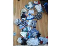 Baby boy clothes - LOADS!!