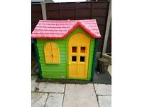 Little Tykes country cottage