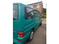 Lpg .Vw t4 caravelle 1996 petrol/lpg