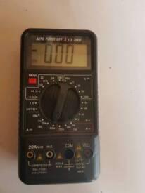 Digital multimeter SALE