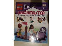 Lego Friends Brickmaster Treasure Hunting in Heartlake City
