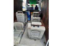 Mpv/van seats