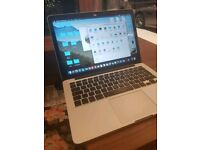 macbook pro 13inch retina late 2015 i5 128gb