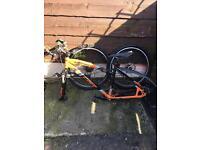 Mountain Bike - Garrison CBR