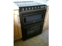 Canon Westminster double oven gas cooker
