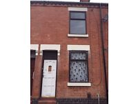 **LET AGREED ** 2 BEDROOM–FULLER STREET-TUNSTALL-STOKE ON TRENT-LOW RENT-DSS ACCEPTED-NO DEPOSIT