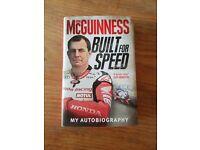 John McGuinness- Built For Speed Autobiography