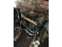 Renault Clio sport 172 2.0 16v engine with gearbox