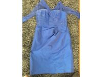 Beautiful John Charles mother of the bride dress+matching jacket