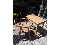 DESK AND CHAIR - IDEAL STUDENT / HOMEWORK