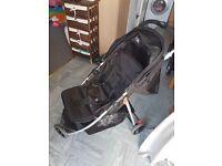 Babystart forward facing stroller