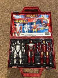 Megabloks Ironman 2 Tri-Armor Suitcase