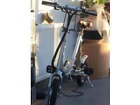 Mini Electric folding Bike
