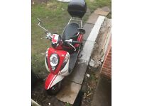 Moped Sym Mio 100cc