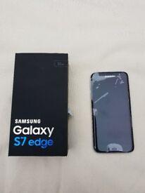 Samsung s7 edge brand new