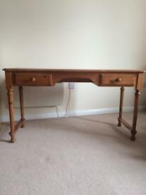 BEAUTIFUL WRITING DESK/DRESSER/CONSOLE