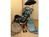 iCandy Apple Pram/ Pushchair with loads of extras