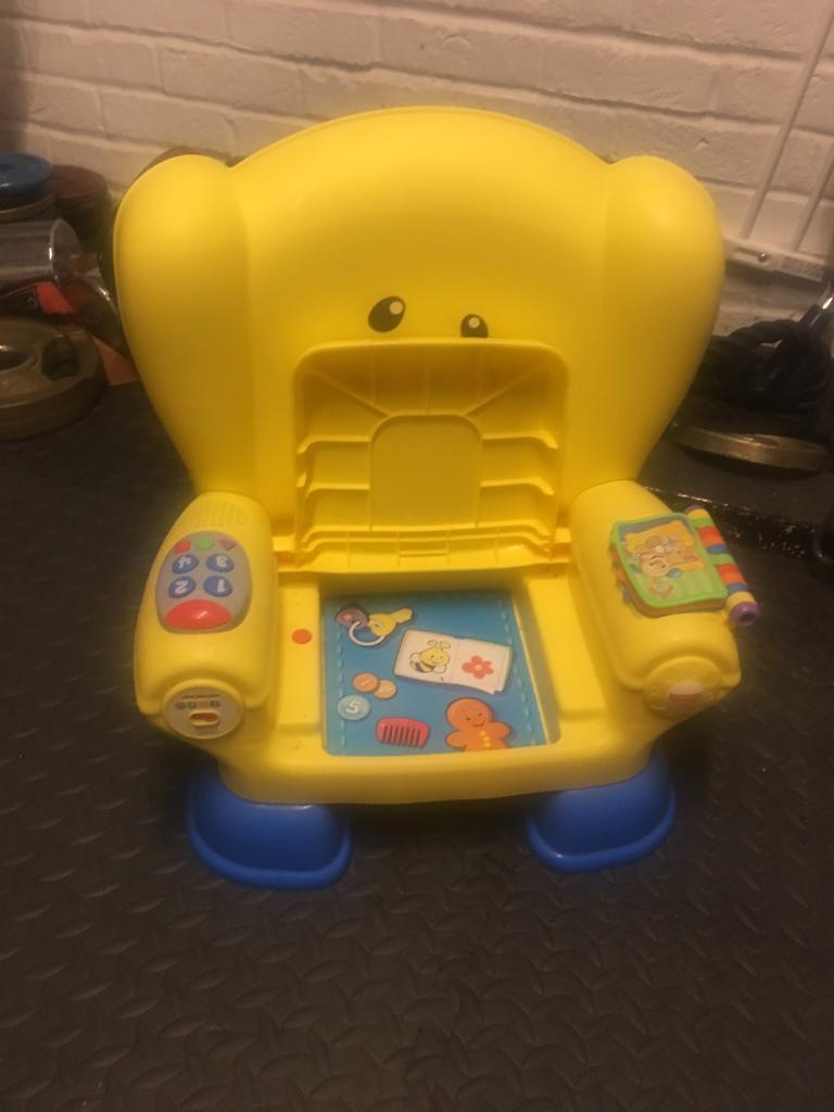 Children's learning chair