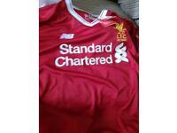 Liverpool fc shirt 17/18